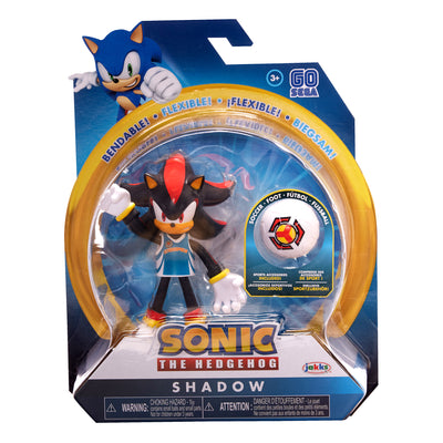sonic the hedgehog action figure
