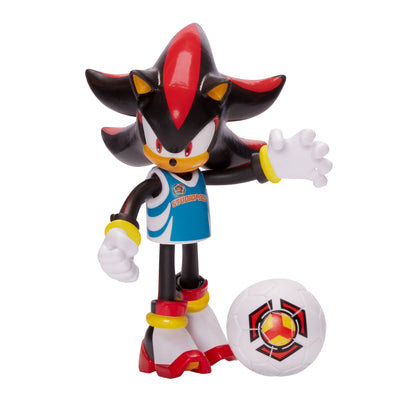 Sonic The Hedgehog 4-inch Rugby Shadow Figure