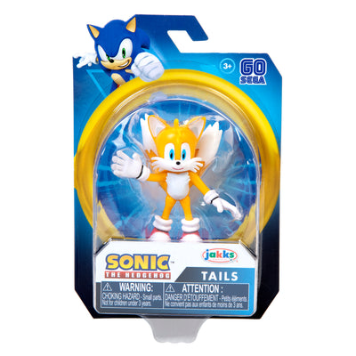Sonic the Hedgehog 2.5 inch Modern Tails Action Figure