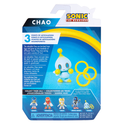 Sonic the Hedgehog 2.5 inch Chao Action Figure