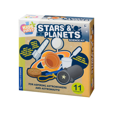 Kids First - Stars and Planet
