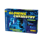Glowing Chemistry Experiment Kit with UV Light