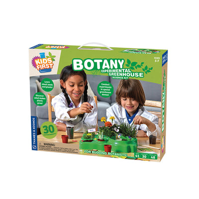 Kids First, Botany Experimental Greenhouse Science Kit