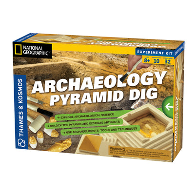 Archaeology Pyramid Dig