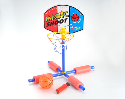 Aquatic Water Basketball Stand