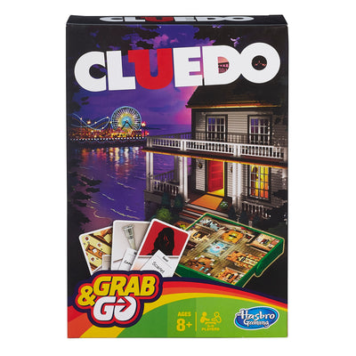 Cluedo Grab & Go Game