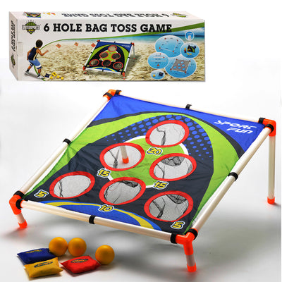 6 Hole Bag Toss Game