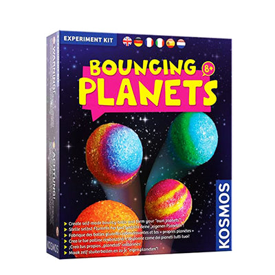 Bouncing Planets Experiment Kit