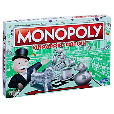 Monopoly Classic Singapore Edition