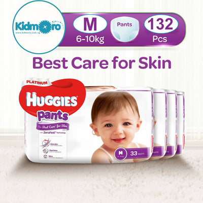 Huggies Platinum Pants (Size M)