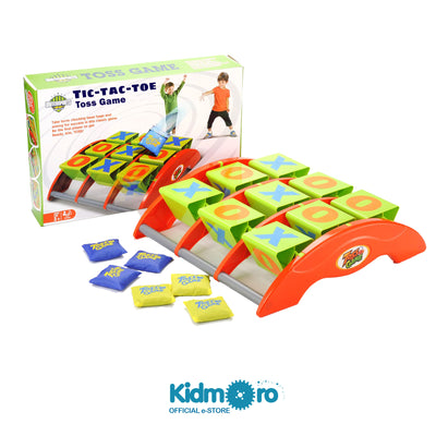 Tic-Tac-Toe Toss Game Set