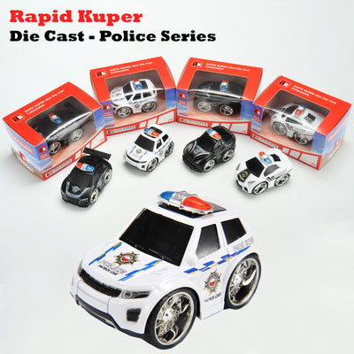 Rapid Kuper Police Series Bundle Deal