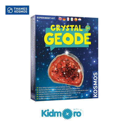 Crystal Geode Spark Experiment Kits