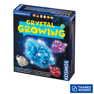Crystal Growing, Experiment Kit