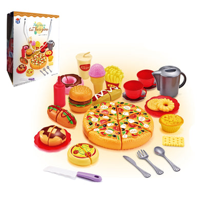 Kitchen Cooking and Cut Foods Game Collection