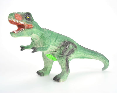 T-Rex Dinosaur, Model Action Figure Soft Vinyl Plastic