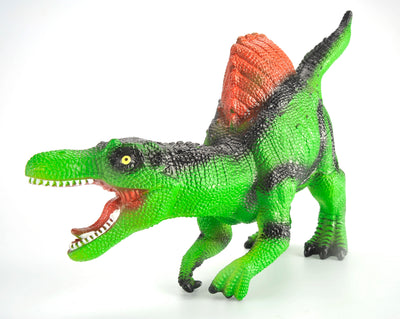 Spinosaurus Dinosaur, Model Action Figure Soft Vinyl Plastic