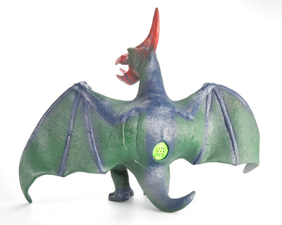 Large Pterosaurs Dragon Godzilla Dinosaur, Model Action Figure Soft Vinyl Plastic