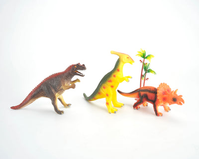 4-in-1 Assorted Dinosaur in a Pouch