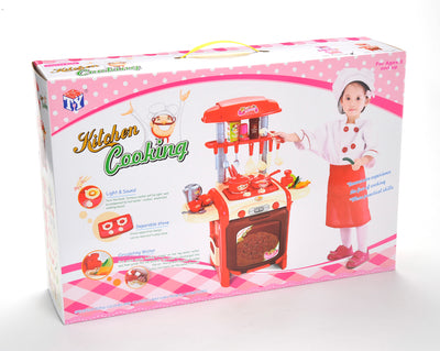 Kitchen Cooking Set with Hydro-valve, Light and Sound
