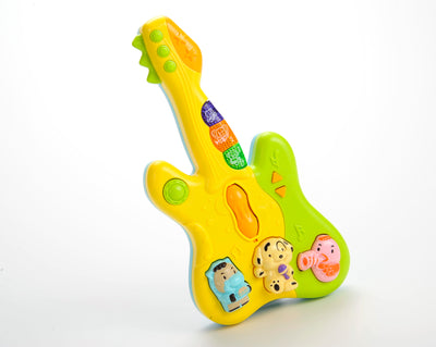 VIGO Baby Animals Guitar Sensory Toy