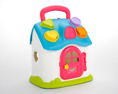 VIGO House Building Blocks Sensory Toy