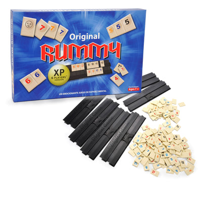 Rummy Original Board Game (XP Version)