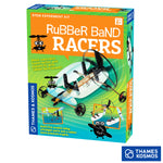 Rubber Band Racers STEM Experiment Kit