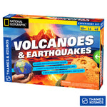 National Geographic, Volcanoes and Earthquakes Experiment Kit
