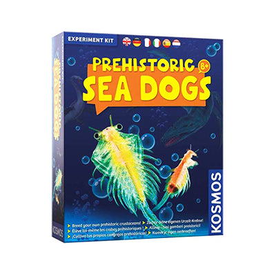 Pre-historic Sea Dogs, Experiment Kits