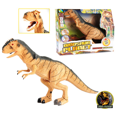 Battery-Operated Rugops Dinosaur
