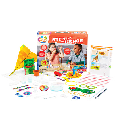 Stepping Into Science, Science Kit, Experiment Kit
