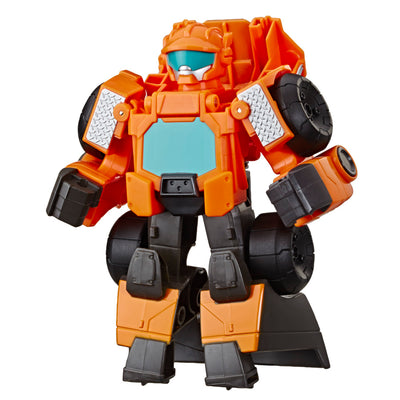 Transformers Rescue Bots Academy Collectible 6-Inch Converting Toy Robots - Wedge