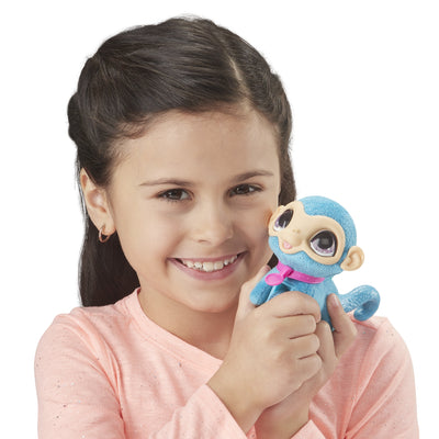 furReal Walkalots Lil' Wags Monkey Toy, Ages 4 and Up