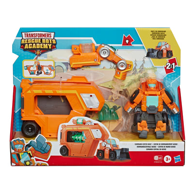 Playskool Heroes Transformers Rescue Bots Academy Command Center Wedge