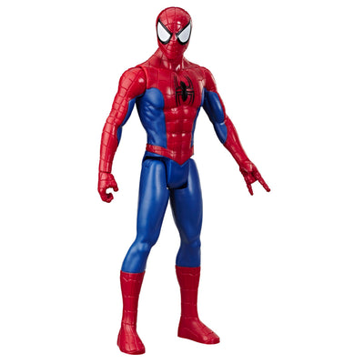 Marvel Spider-Man Titan Hero Series Spider-Man 12-Inch-Scale