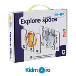 Explore Space Game Puzzle