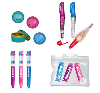 GOGOPO Stationery Bundle Set F