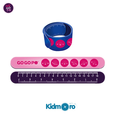 Snap Band Ruler