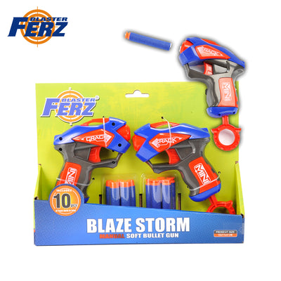 New Arrival Ferz Blaze Storm Manual Soft Bullets