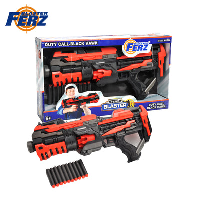Ferz Black Hawk Blaster Toy