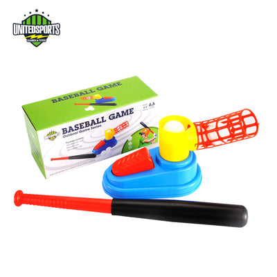 Baseball Launch Game, Auto Ball Feeder