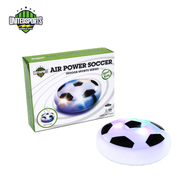 Air Power Soccer Disk Game