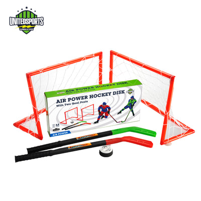 Air Power Hockey Disk Game Set
