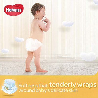 Huggies Gold Tape Diapers (Size L)