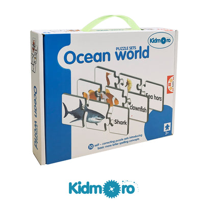 Ocean World Game Puzzle