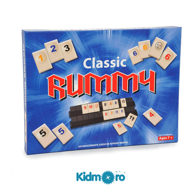 Rummy Classic 2 to 4 Players, Traditional Board Game