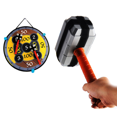 Warrior Hammer Throw Game Set