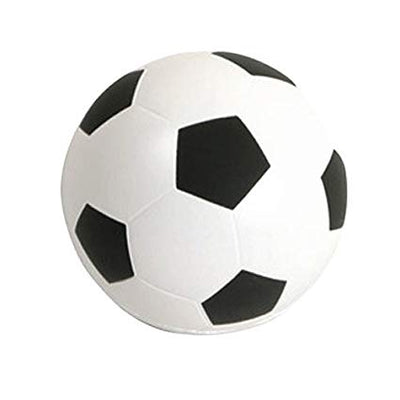 5-inch PU Black and White Soccer Ball