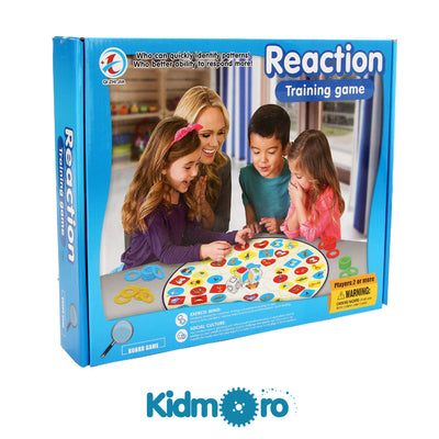 Reaction Training Game
